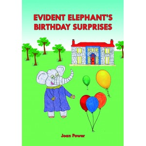 Evident Elephant's Birthday Surprise