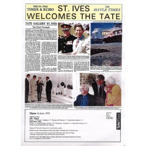 St Ives Welcomes the Tate supplement